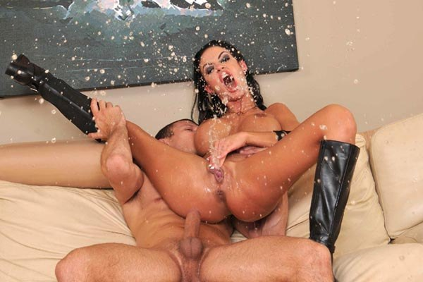 top squirting pornstars