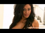 Tanned Indian model Priya Rai is happy to have pussy screwed after intensive gamaroosh...