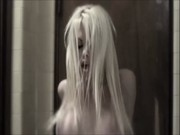 Video mixture of sex films with Jesse Jane, sucking lobsters and galloping upon them! Bim!