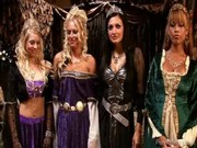 A king comes down to some privileged courtesans of his, including Kelly Madison & not only