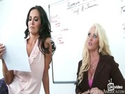 Nice sex models Ava Addams and Alura Jenson adore to be loving each other! Nicee lezzos!