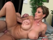 Entertaining with nasty sex-appeal bitch Eva Notty who is ideal in cock sucking & fucking