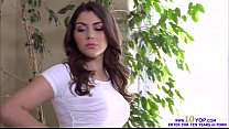 A capricious forty four Valentina Nappi loves getting moist when humped by strong piccolos